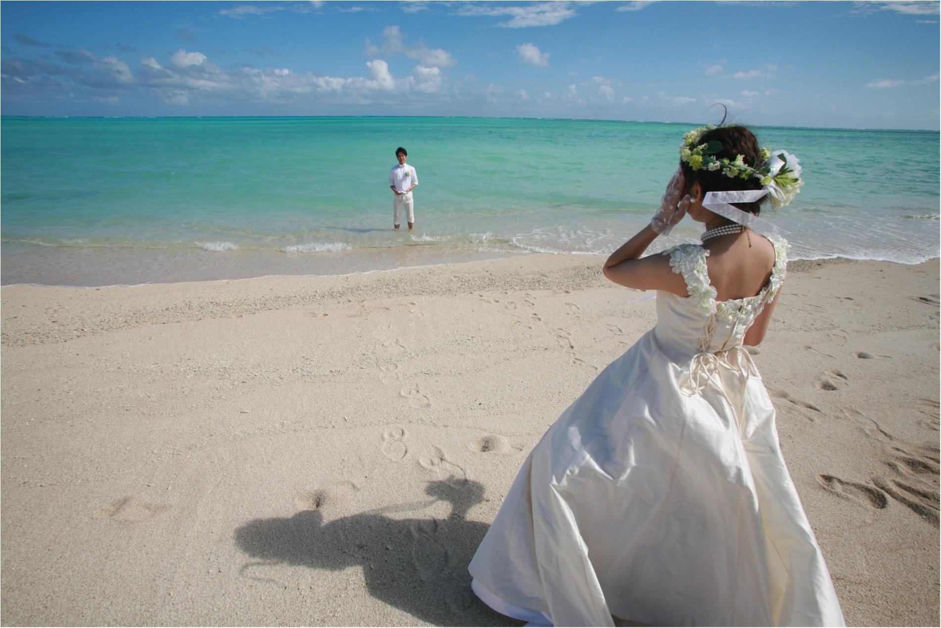 透き通る海!憧れの地「与論島」でのウエディングフォトを撮ってきました_9