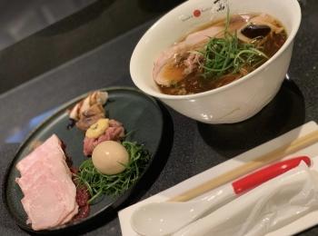 《ミシュラン一つ星獲得❤️ラーメン》代々木上原【Japanese Soba Noodles 蔦(つた)】に行ってきました☻!
