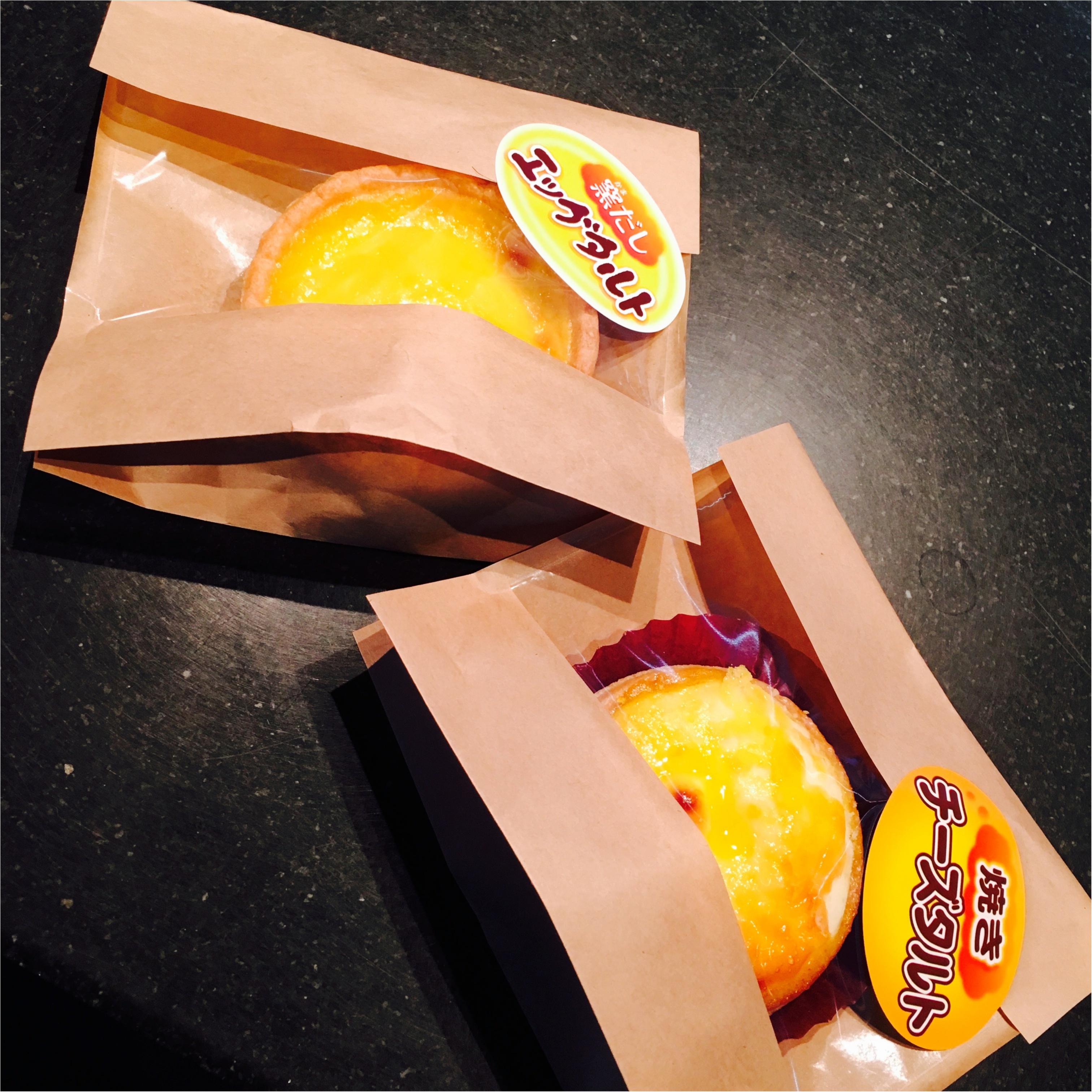 最近ハマった大好きなスイーツ❤︎チーズタルトを食べ比べ(o´罒`o)♡_8