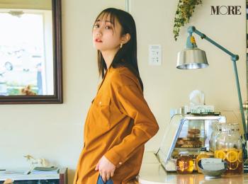 【今日のコーデ】<鈴木友菜>7月のスタートは大人っぽく華やぐきれい色コーデで鮮度を上げて!