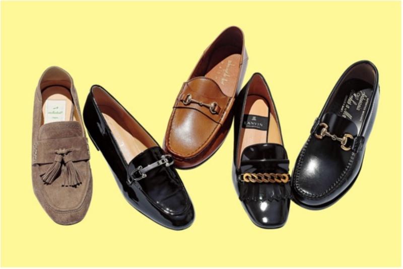 ローファー,トラッド靴,秋靴