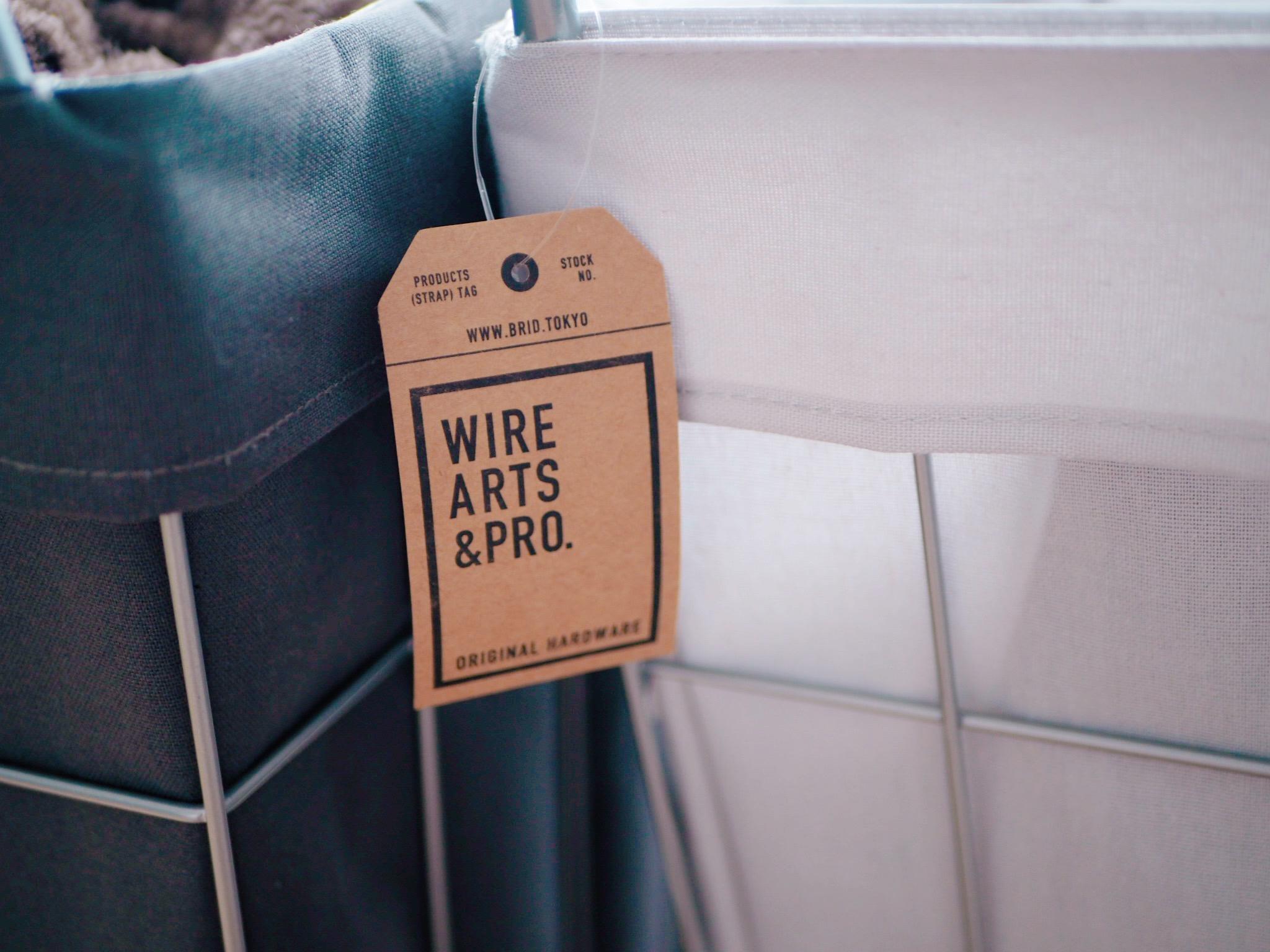 【ランドリーラック】お洗濯が楽しく楽ちんに♩ インテリアにもおすすめの【WIRE& ARTS PRO】❤︎_1