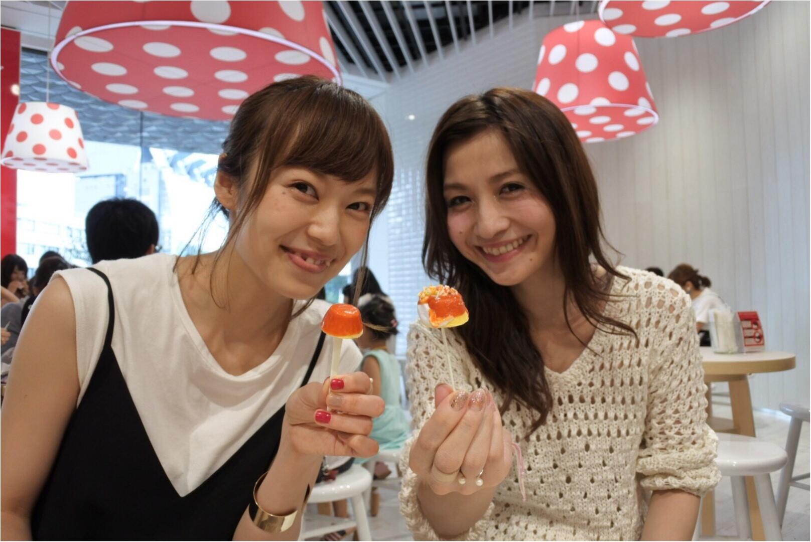 ♡原宿大行列スポット【pinoフォンデュ】行って来ましたぁ!!♡モアハピ◡̈のぞみ♡_14