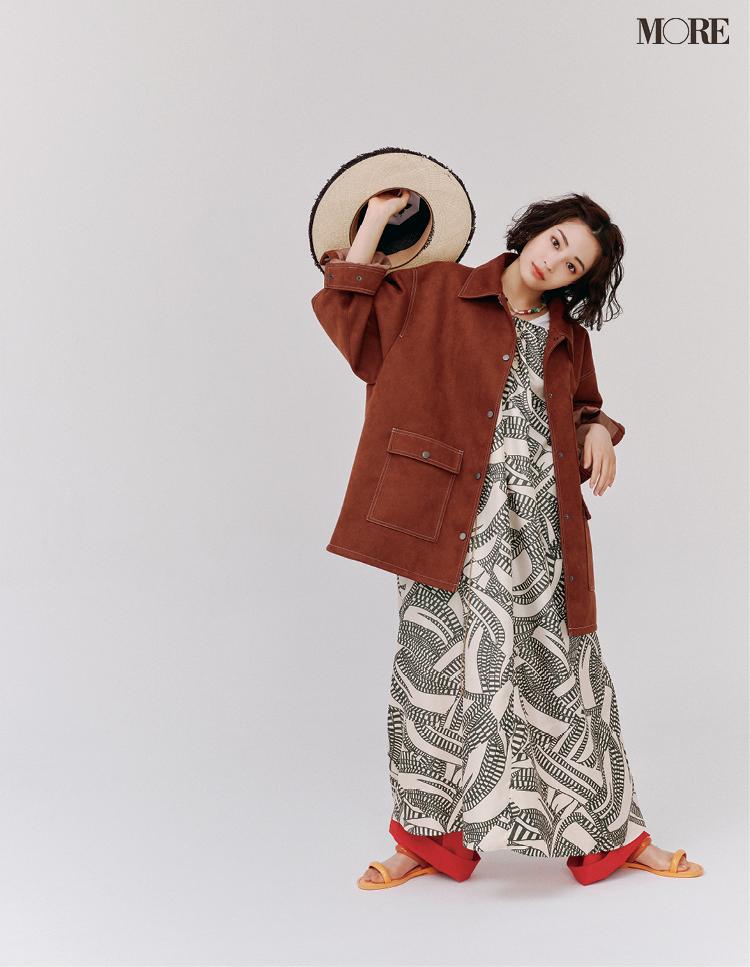 メキシコ風の衣装を着た広瀬すず