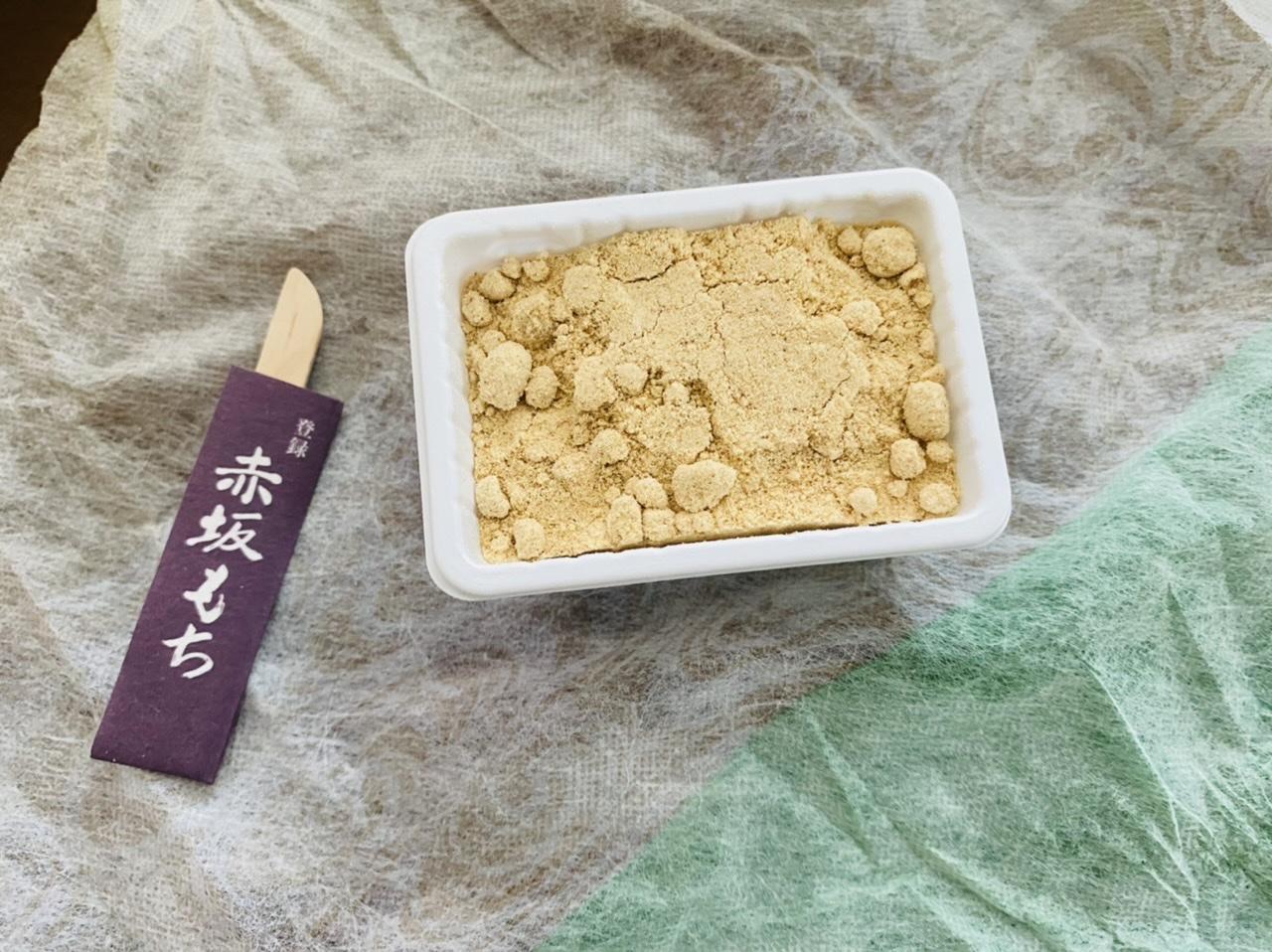 【赤坂青野】和菓子を買うならココ!小風呂敷包みがおしゃれ《赤坂もち》が絶品♡_4