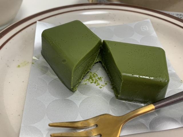 【ローソン】和溶け抹茶テリーヌが濃厚美味♡本格カフェ気分が味わる!_4