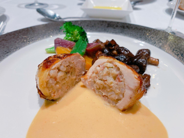 六本木のフランス料理店「L'ESSOR」で友達の誕生日会をしてきました!✴︎_4