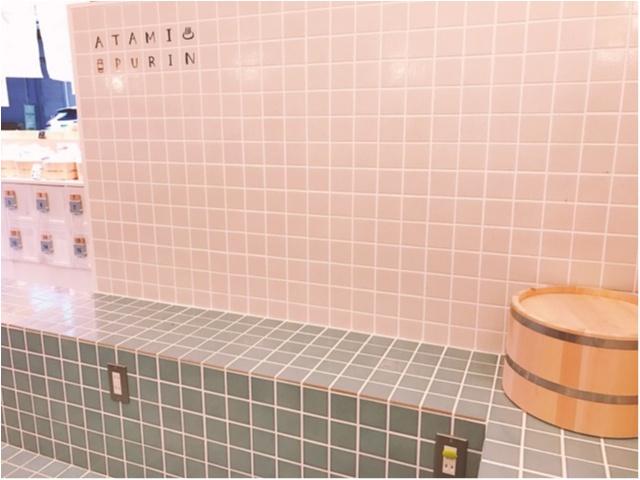 インスタでも大人気!まるでお風呂のようなカフェ『熱海プリン カフェ 2nd』がかわいすぎる♡_2
