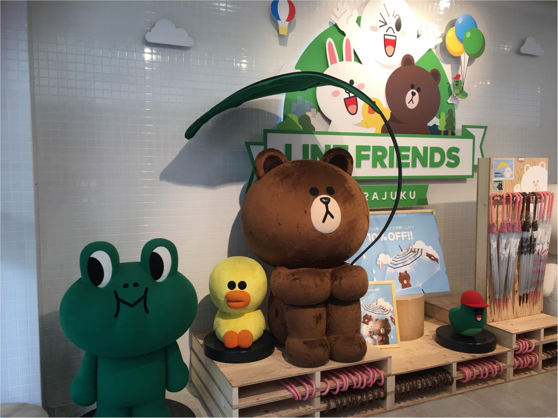 ♡大人気キャラクターショップ【LINE FRIENDS】行ってきたよ‼︎♡モアハピ◡̈のぞみ♡_4