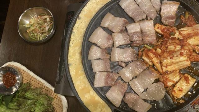 【名古屋グルメ】サムギョプサルが絶品の韓国料理屋さん_1