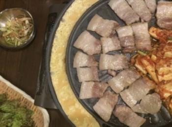 【名古屋グルメ】サムギョプサルが絶品の韓国料理屋さん