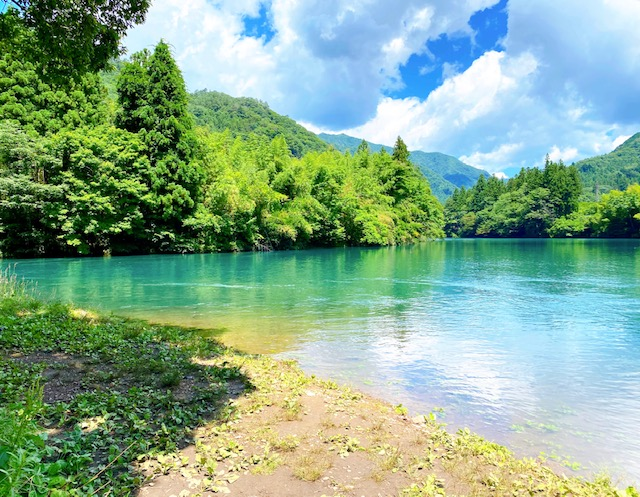 【夏色!四万ブルー】大自然に囲まれた湖でリフレッシュ_2