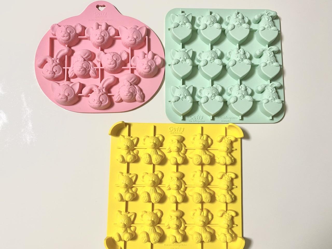 バレンタインに手作りチョコ♡ディズニーシーで購入したシリコンモールドが可愛すぎる!_1