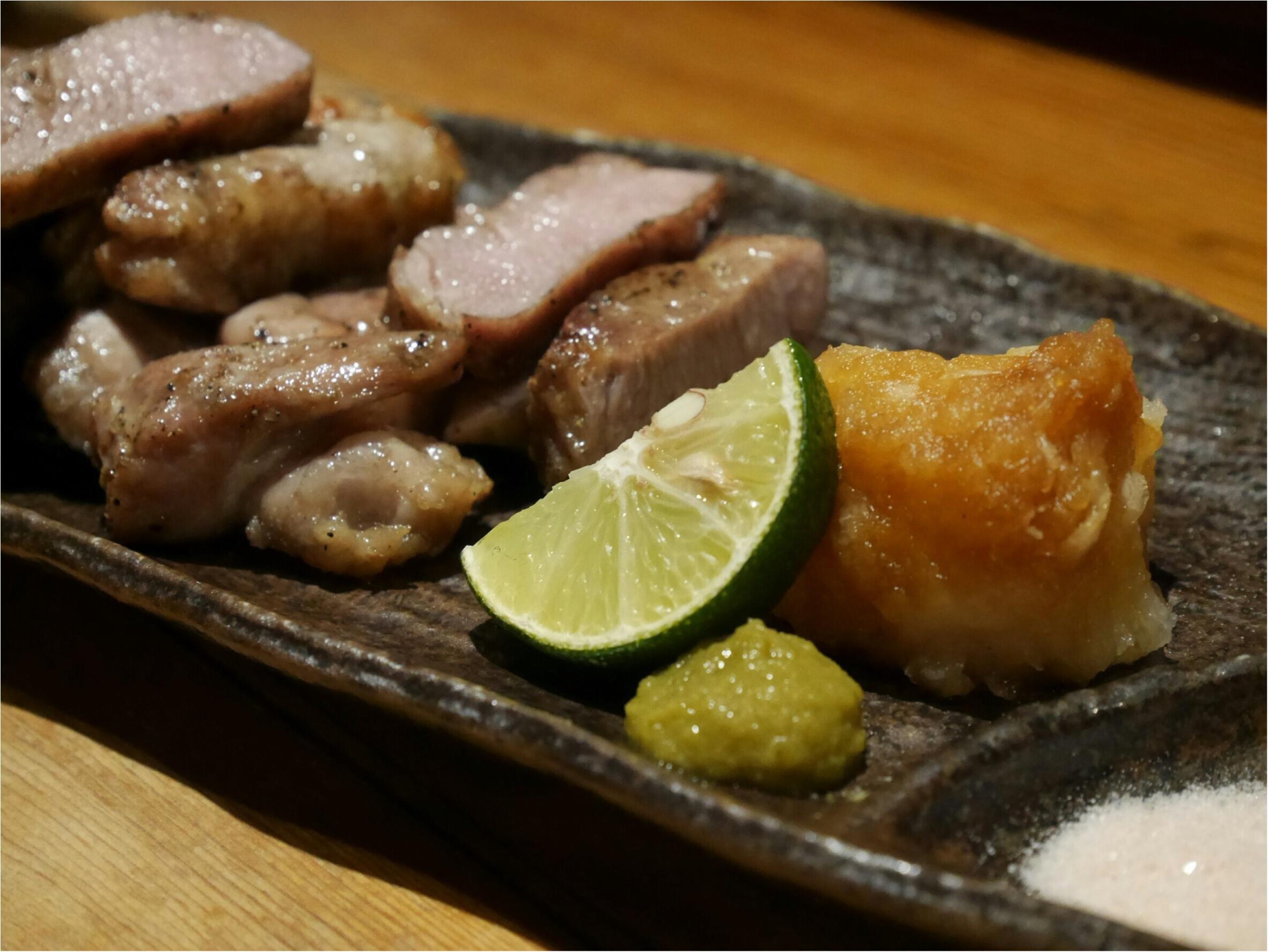 【恵比寿】そば・しゃぶしゃぶ・日本酒を楽しむなら『まにん』✨黒豚つけ麺そばが絶品〜♡_6_2