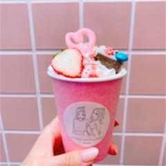 ★神戸の可愛い♡カフェならココ!ピンクの外装が目印『Jessy's coffee shop』★