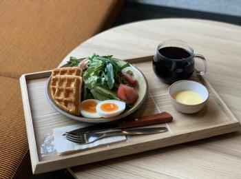 【ブルーボトル渋谷カフェ】初の公園内カフェで朝活してきた❤︎