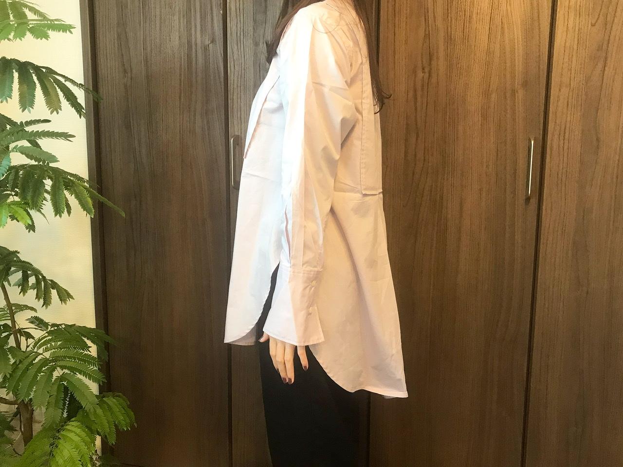 プチプラ服!【センスオブプレイス】の《春色ドレスシャツ》が可愛い♡⋈_5