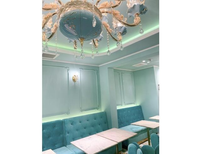 【6月27日OPEN】かわいすぎるカフェ〈Salon de Louis 2号店〉が南青山に登場!_4