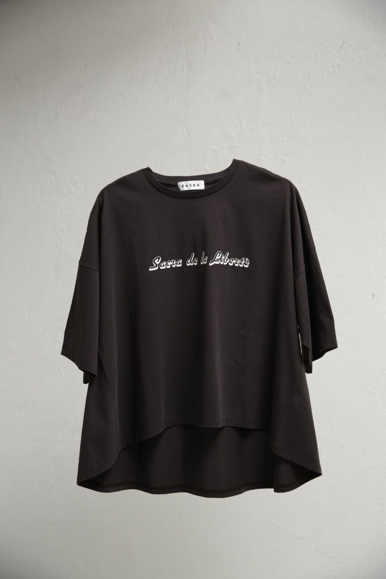《Twitter フォロー&RTで応募》人気のレディースブランド『SACRA』のオリジナルロゴTシャツを2名様に♡__3