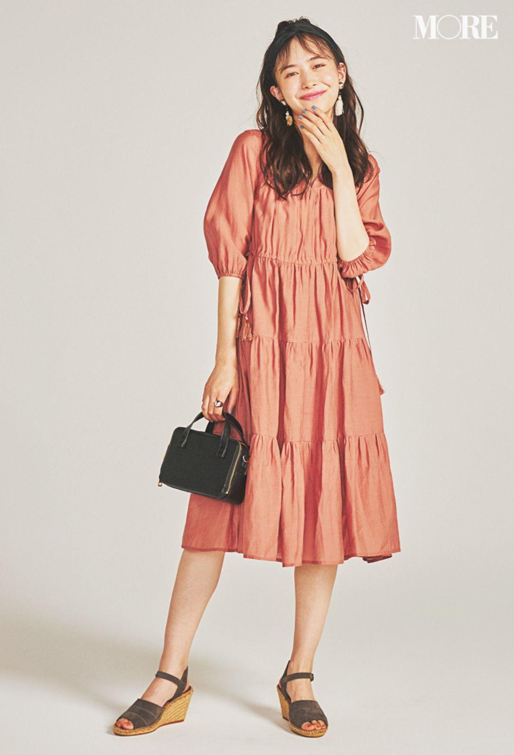 大人かわいいプチプラファッション特集《2019夏》 - 20代後半女子におすすめのきれいめコーデまとめ_16