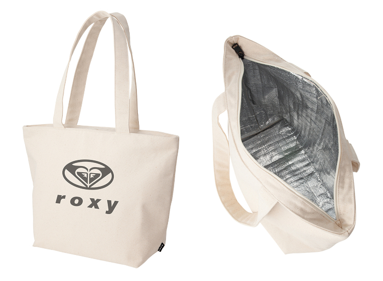 《Twitter フォロー&RTで応募》2020年限定ロゴデザイン!『ROXY』の「保冷バッグ」を10名様に♡__1