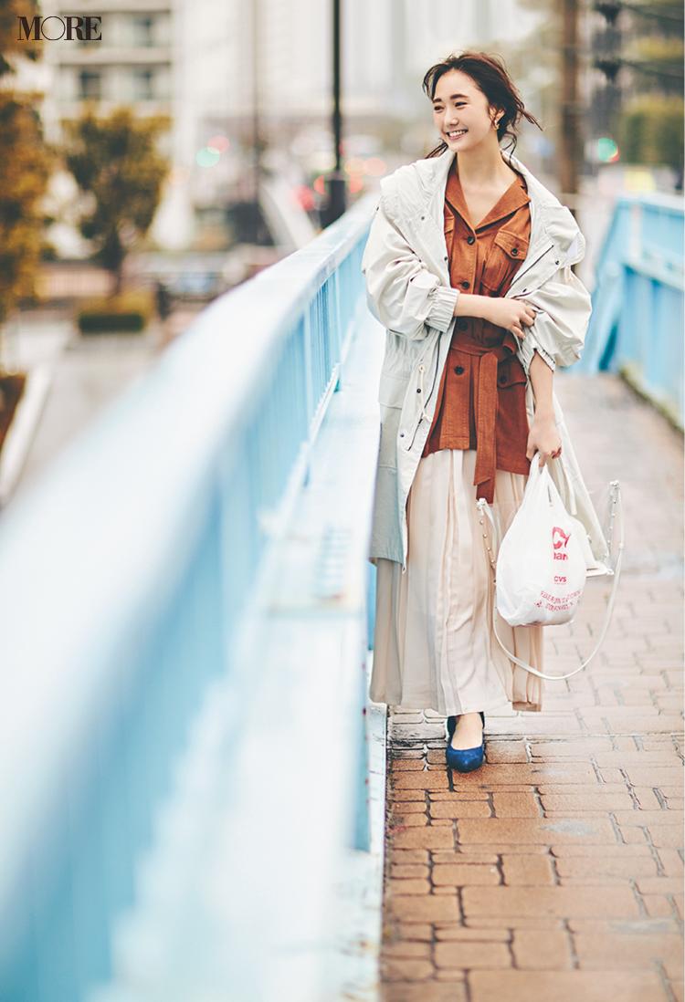 理解してくれる人がいる、ってやっぱり心強い♡ 土屋巴瑞季&鈴木友菜着回し連載『ノンストレスボトム』13日目_3