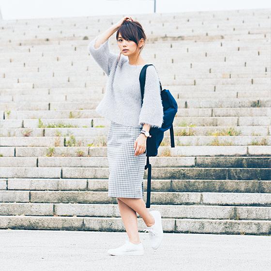 武智志穂ちゃんがアンサー!Sサイズ女子のための最旬美スタイルコーデ(1)_3