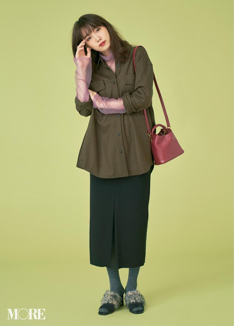 「なぜこの冬服を買ったんですか?」に、おしゃれな12人が徹底アンサー! 記事Photo Gallery_1_9