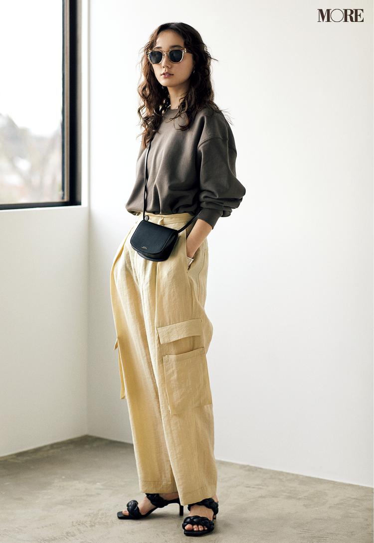 スタイリスト高野麻子さんおすすめのトレンド服
