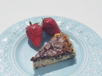 【簡単美味しい】クッキークリームverのバスクチーズケーキを作ってみました!