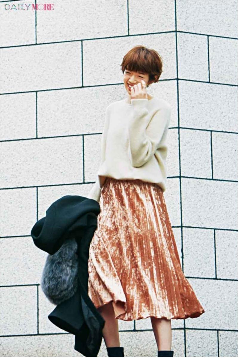スタイリスト高野麻子さんの【絶対太らない私服コーデ!】にみんな大注目☆ 今週のファッション人気ランキングトップ3!_1_1