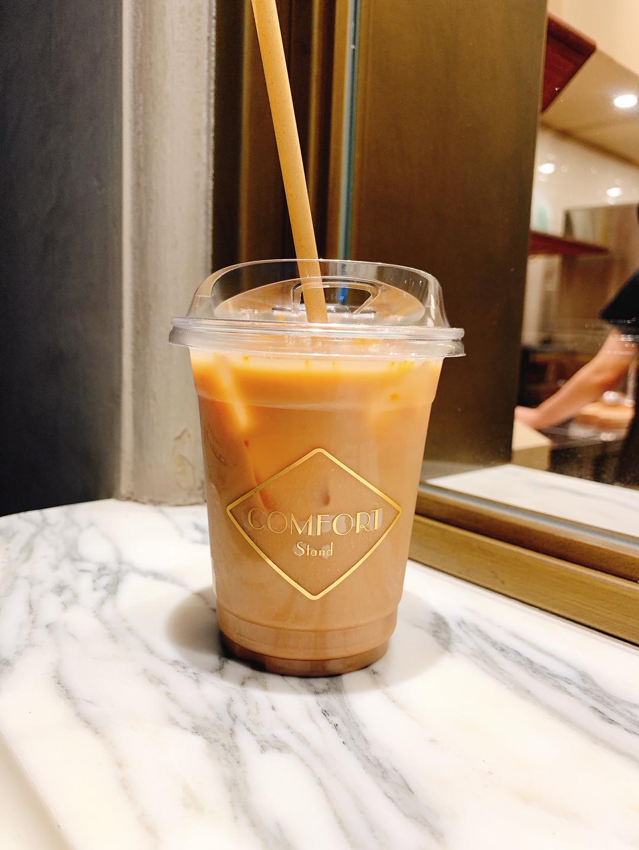 【おすすめカフェ】《オレンジ香るカフェモカ×オーツミルク》でヘルシーに♡_7