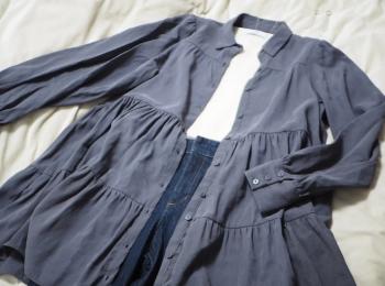 春のスタメン決定! 『ZARA』のシャツワンピース【今週のMOREインフルエンサーズファッション人気ランキング】