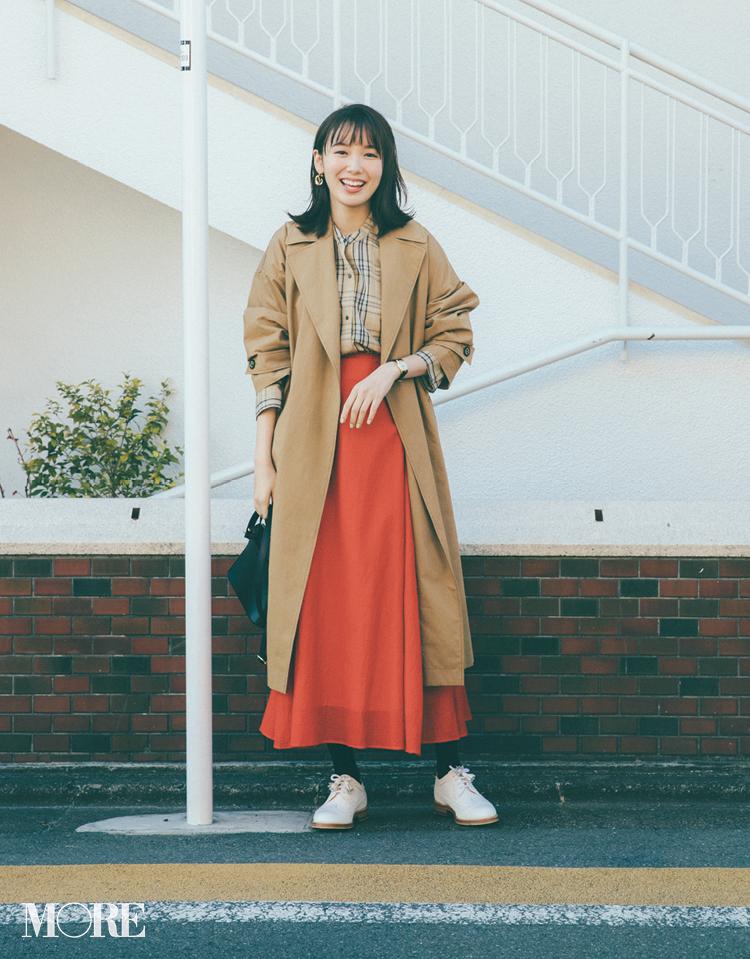 春のシャツコーデ特集《2019年版》- 20代女子におすすめ!オフィスカジュアルにちょうどいい きれいめシャツのコーディネートまとめ_12