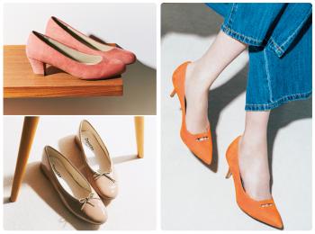 ヒール靴、フラット靴、スニーカー。20代におすすめのシューズをブランド別にご紹介 | レディース