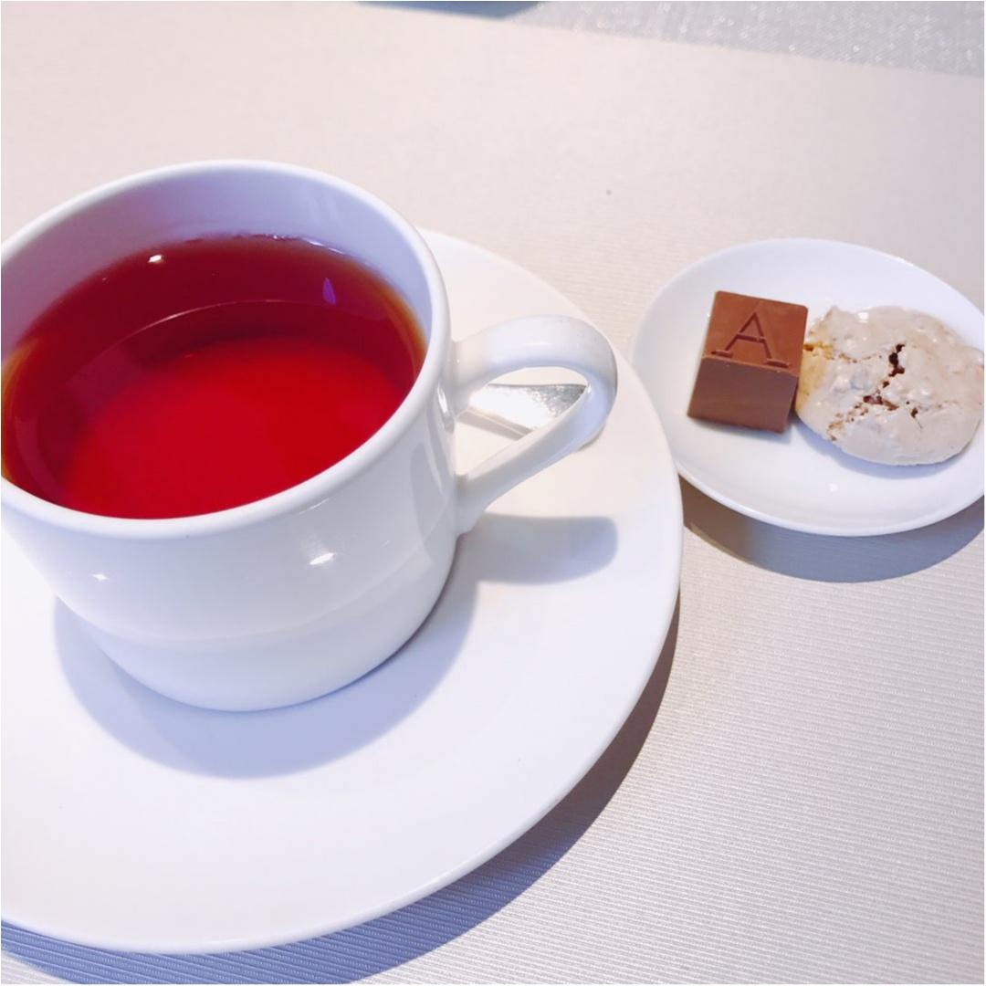ブランド力!!オシャレな【ARMANI CAFFE】でお誕生日会☆_5