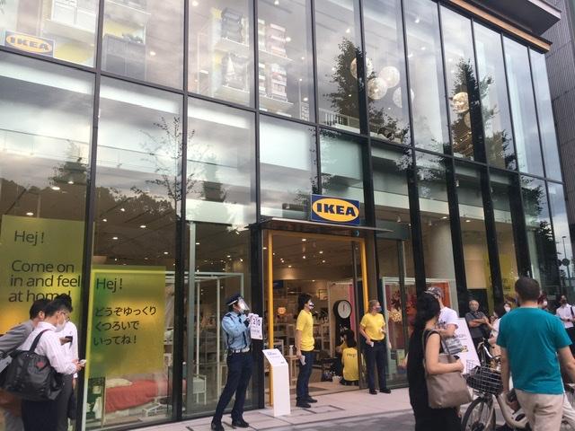 【IKEA原宿】都心型IKEAがついにオープン!気になる入場方法についてナビゲートします♪_1