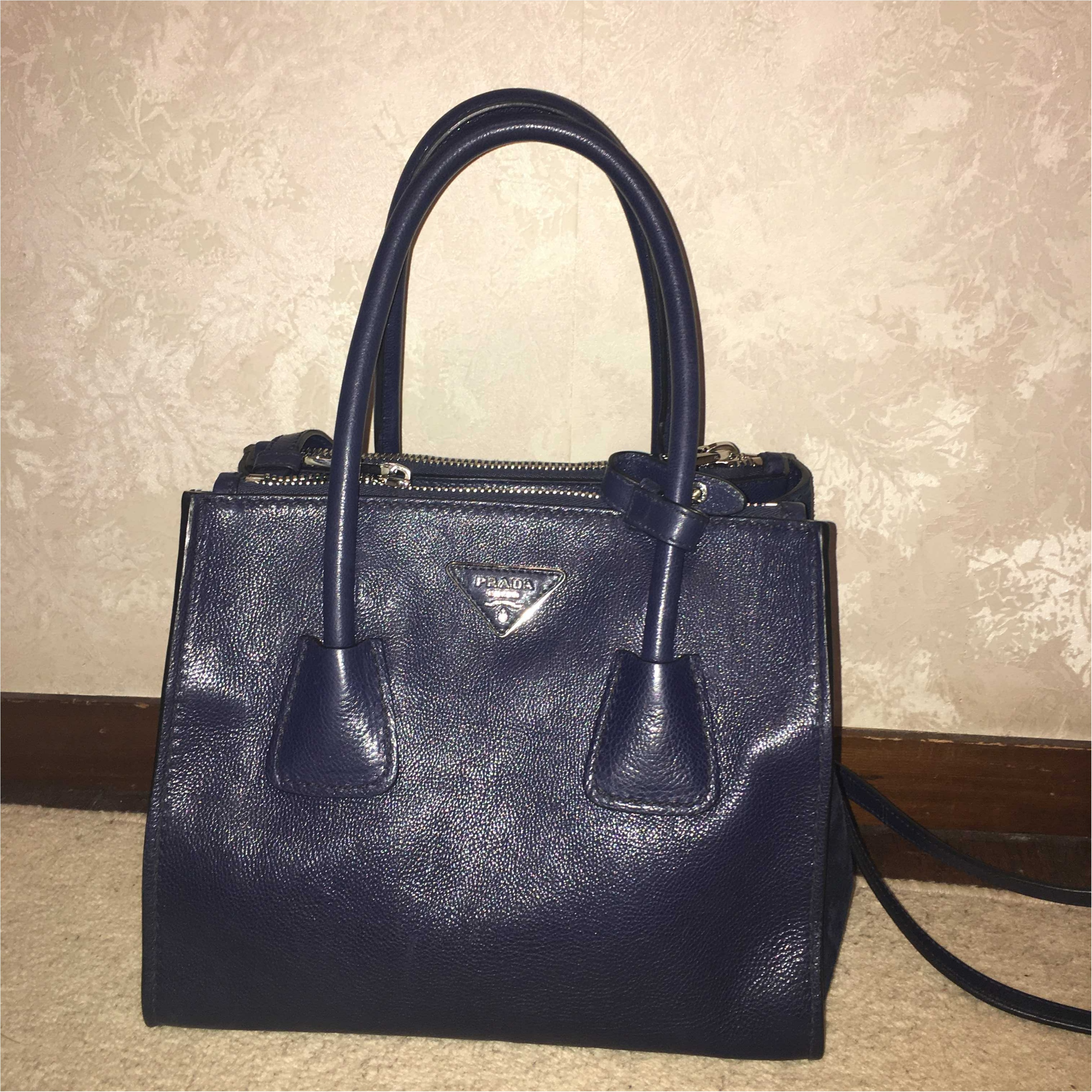 PRADAのバッグ!使いやすくて可愛い優秀なバッグです^_^_2