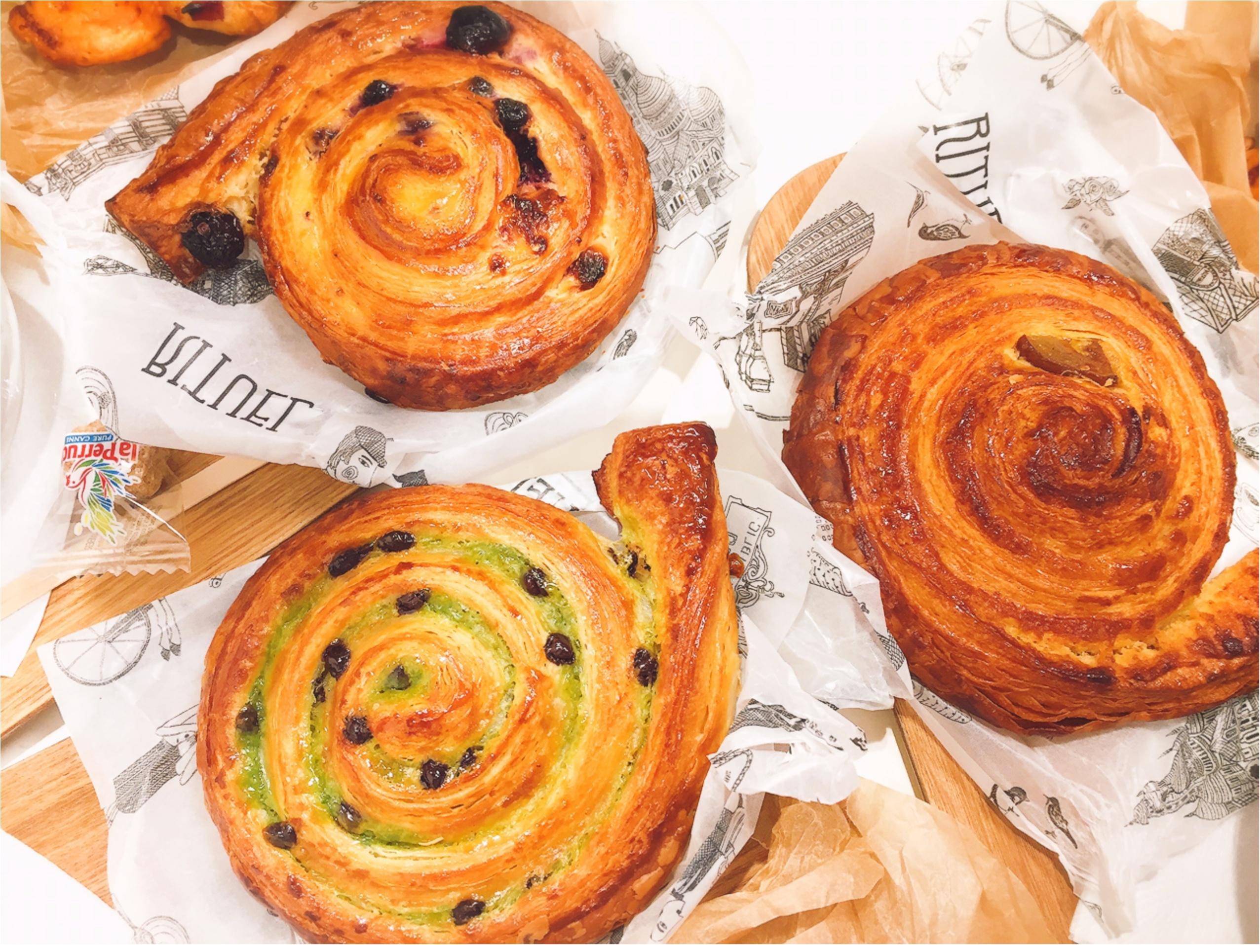 東京の美味しいパン屋巡り〜RITUEL〜_1