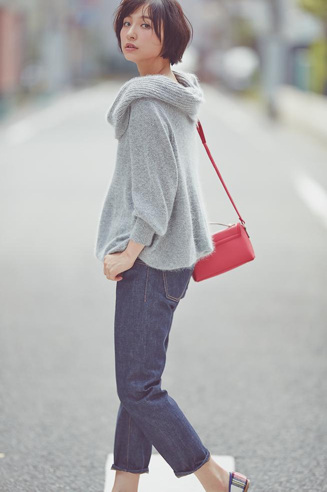 大好きなグレイ、今年らしく着る方法は?_1