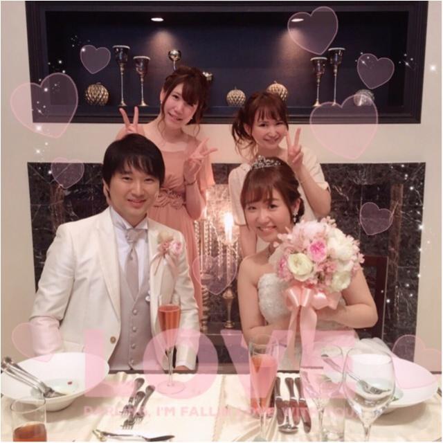 世界一「姫!」な花嫁さん♡ももえちゃん結婚式レポ♡_26
