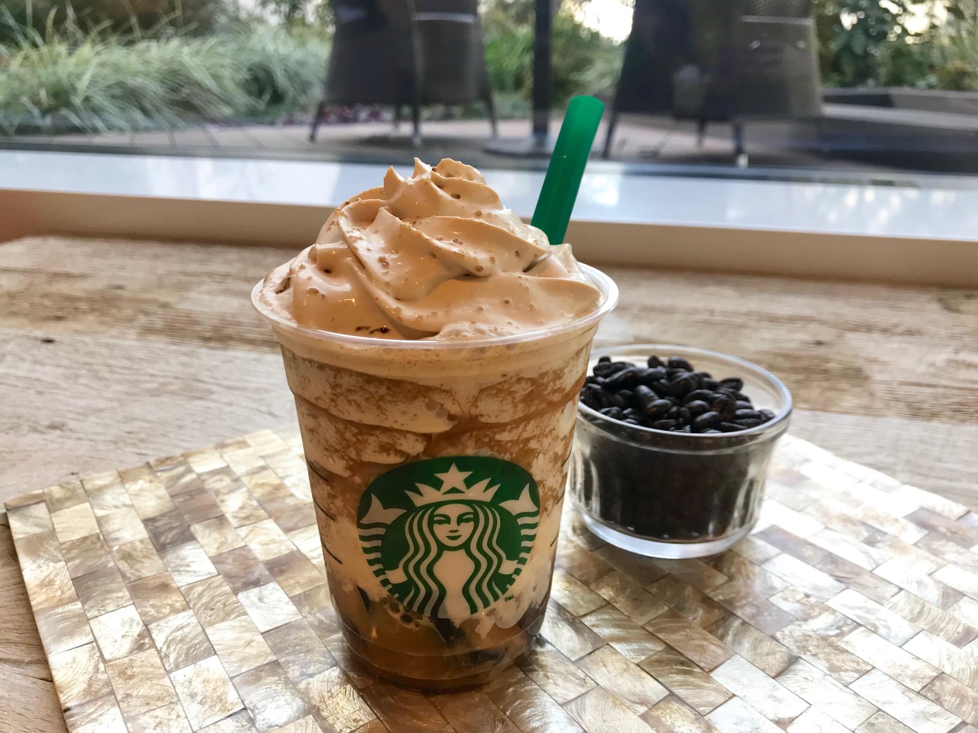 コーヒーを楽しむオトナのための、 「クラフテッド コーヒー ジェリー フラペチーノ」