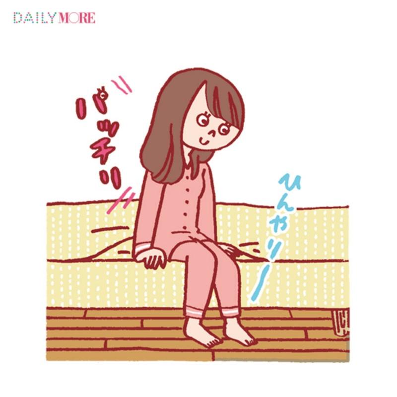 """寝起きは裸足で床を触る!など""""質のいい眠り""""のためのモーニングToDoリスト♡_1_2"""
