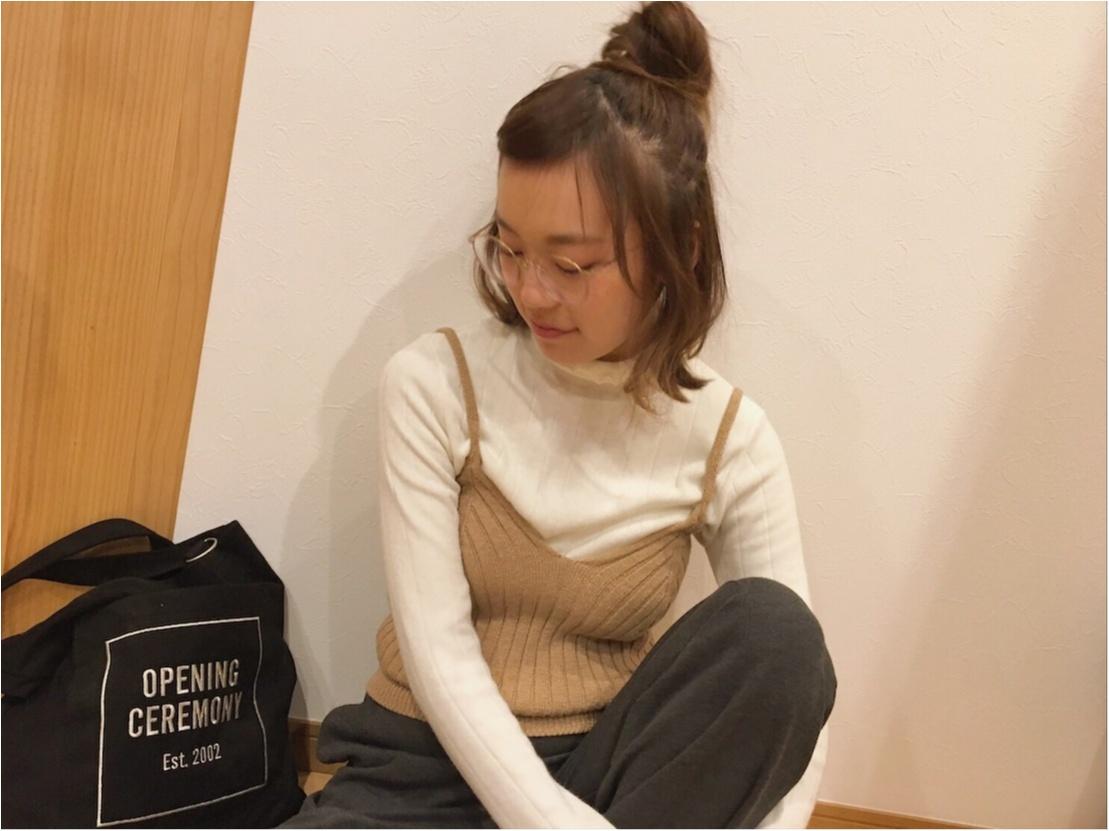 ★【DHOLIC】ハイネックリブTシャツをON・OFFで着回し!コーデ2パターンご紹介❤️_2