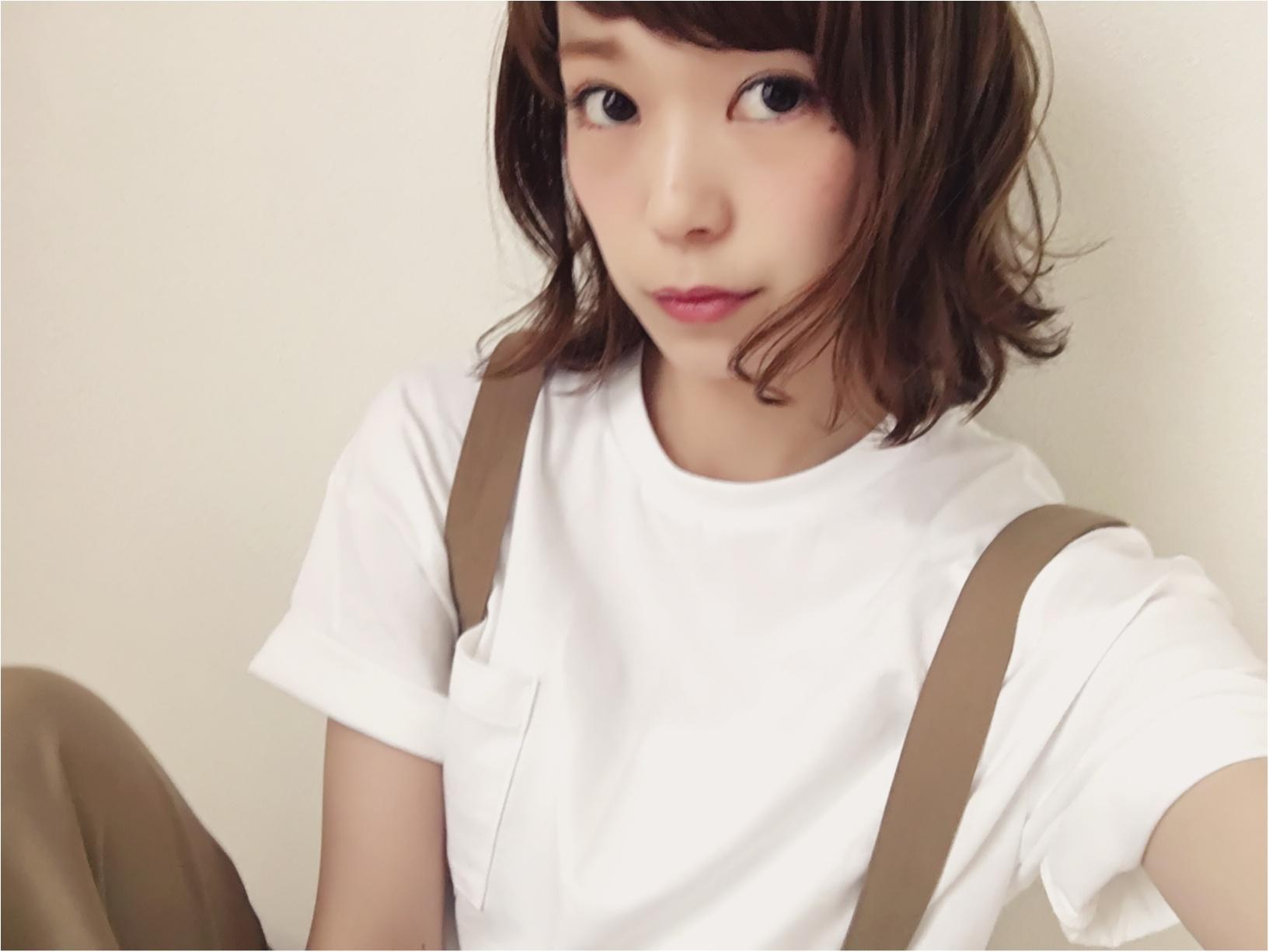 ★《UNIQLO》1000円Tシャツ×《GU》1490円ワイドパンツでプチプラコーデ♩♩_2
