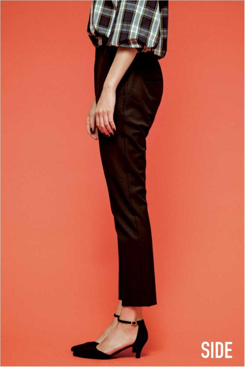 きれいめブームの最先端【黒ボトム】コーデカタログ | ファッション(2018年秋編)15