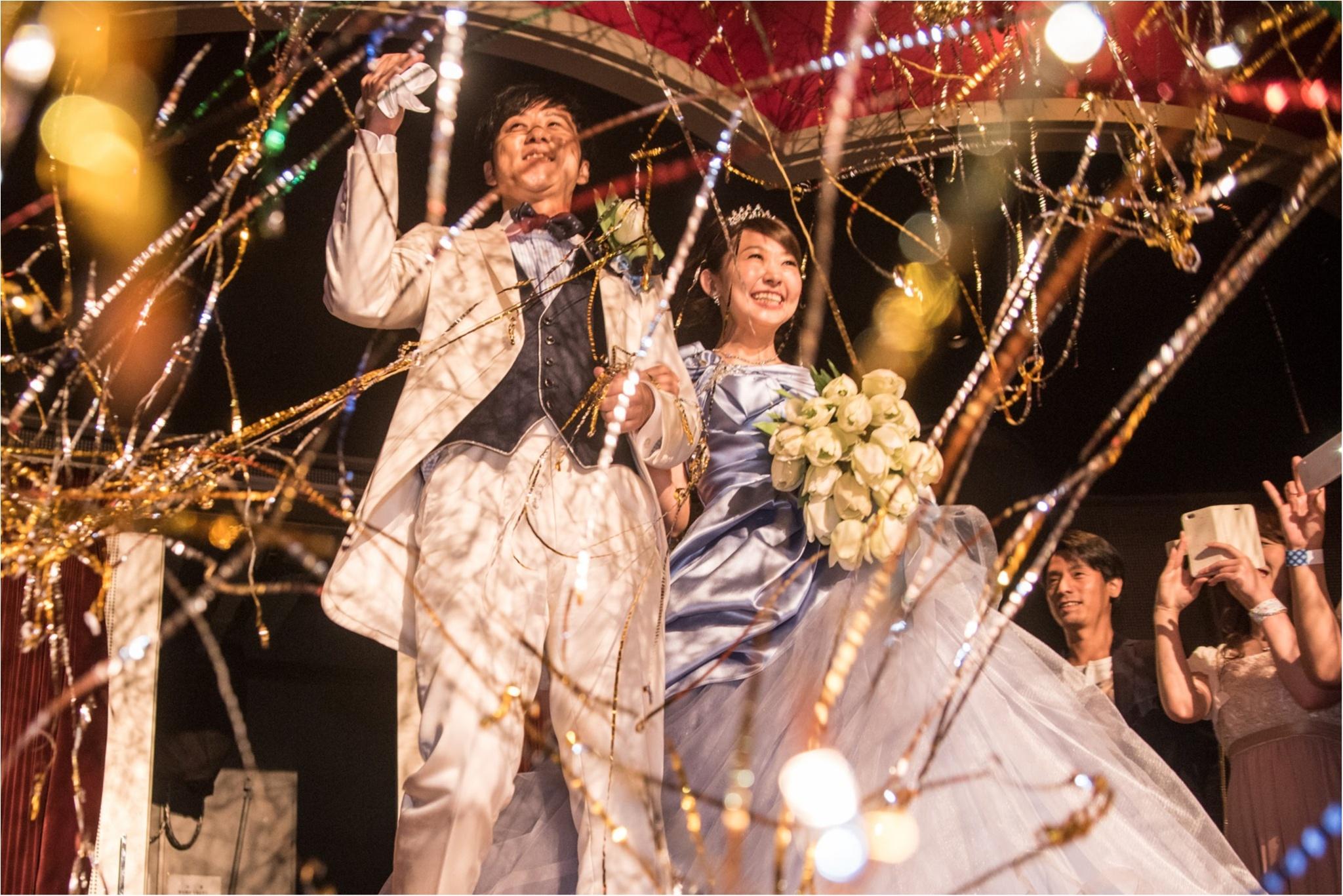 ー前半ー【総勢281人!モアハピ部も参加してくれました】花道ある会場でみんなと共に思い出に残るステージに #さち婚 _7