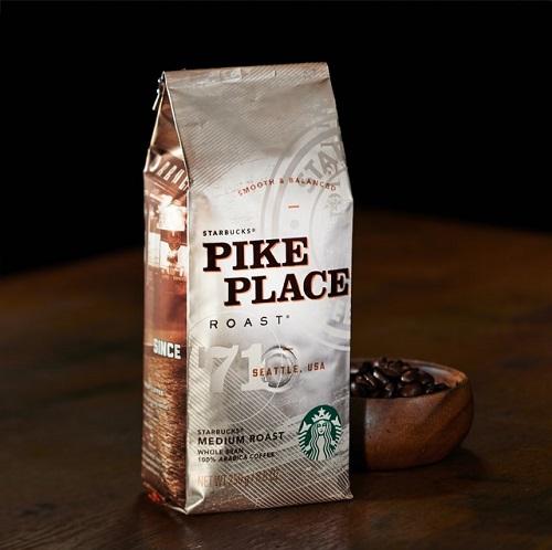 コーヒー豆「パイクプレイス ロースト」