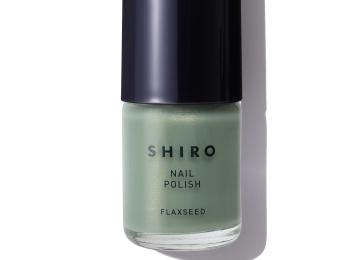 夏の指先は『SHIRO』の限定ネイルカラーで洒落感MAX【新作コスメニュース】