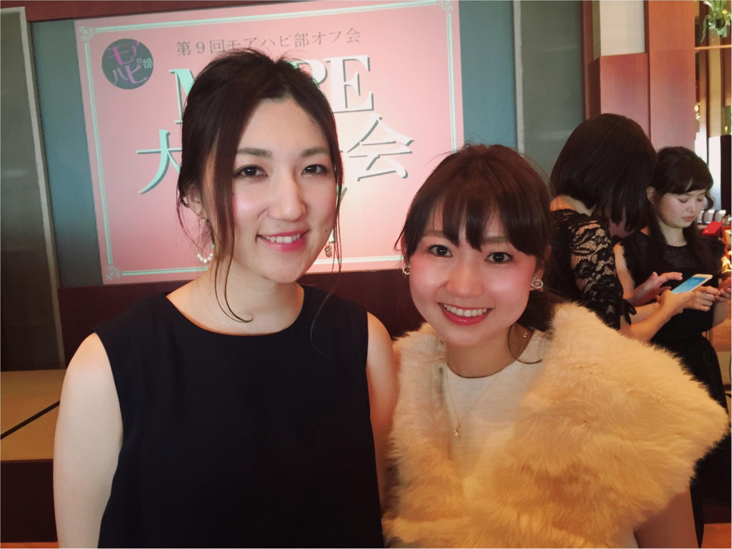 めこ:MORE大女子会2017でパワーチャージ_7
